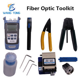 China Compact Fiber Optic Tool Kit , Waterproof Fiber Optic Testing Tools factory