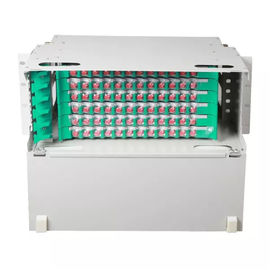 China Fiber ODF Optical Distribution Box For FTTH FTTB FTTX Network 48 Port factory
