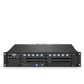 FMT 1600E Extending DWDM Connect Two Set , 160Gbps For 60km Dual Fiber BIDI Platform
